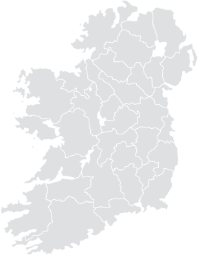 TaxBack Ireland Offices Map